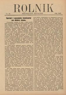 Rolnik, 1927, [R. 25], nr27