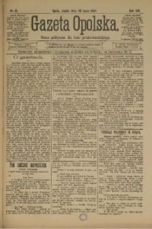 Gazeta Opolska, 1897, R. 8, nr 61