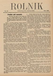 Rolnik, 1927, [R. 25], nr30