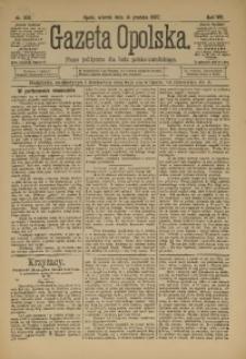 Gazeta Opolska, 1897, R. 8, nr 100