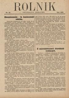 Rolnik, 1927, [R. 25], nr43