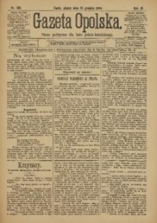 Gazeta Opolska, 1898, R. 9, nr 100