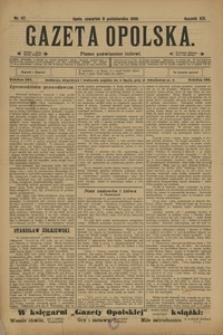 Gazeta Opolska, 1908, R. 19, nr 117