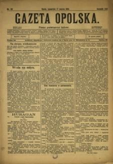 Gazeta Opolska, 1910, R. 21, nr 32