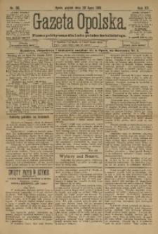 Gazeta Opolska, 1901, R. 12, nr 60