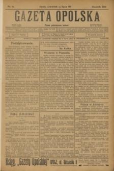 Gazeta Opolska, 1911, R. 23 [właśc. 22], nr 81