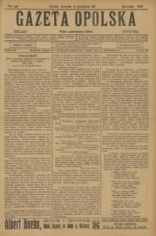 Gazeta Opolska, 1911, R. 23 [właśc. 22], nr 146
