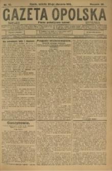 Gazeta Opolska, 1915, R. 25 [właśc. 26], nr 12