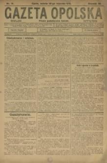 Gazeta Opolska, 1915, R. 25 [właśc. 26], nr 16