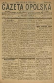 Gazeta Opolska, 1915, R. 25 [właśc. 26], nr 60