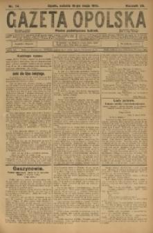 Gazeta Opolska, 1915, R. 25 [właśc. 26], nr 74