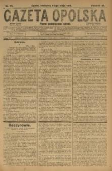 Gazeta Opolska, 1915, R. 25 [właśc. 26], nr 79