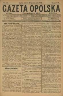 Gazeta Opolska, 1915, R. 25 [właśc. 26], nr 100