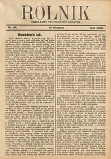 Rolnik, 1929, [R. 27], nr33