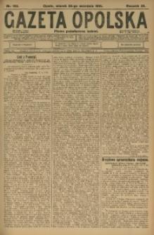 Gazeta Opolska, 1915, R. 25 [właśc. 26], nr 152