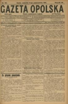 Gazeta Opolska, 1915, R. 26, nr 161