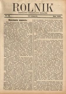 Rolnik, 1929, [R. 27], nr46