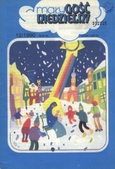 Mały Gość Niedzielny, 1990, R. 36, nr 12