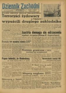 Dziennik Zachodni Wieczór, 1947, [R. 2], nr 29