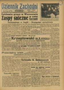 Dziennik Zachodni Wieczór, 1947, [R. 2], nr 42