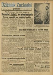 Dziennik Zachodni Wieczór, 1947, [R. 2], nr 43