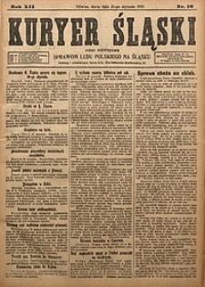 Kuryer Śląski, 1920, R. 12 [właśc. 14], nr16