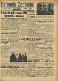 Dziennik Zachodni Wieczór, 1947, [R. 2], nr 111