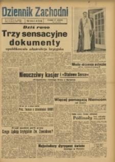 Dziennik Zachodni Wieczór, 1947, [R. 2], nr 118