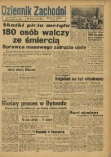 Dziennik Zachodni Wieczór, 1947, [R. 2], nr 145