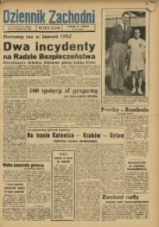 Dziennik Zachodni Wieczór, 1947, [R. 2], nr 199