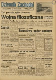Dziennik Zachodni Wieczór, 1947, [R. 2], nr 200