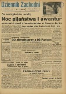Dziennik Zachodni Wieczór, 1947, [R. 2], nr 202