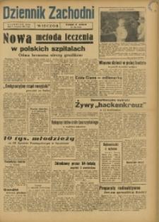 Dziennik Zachodni Wieczór, 1947, [R. 2], nr 208