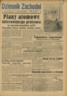 Dziennik Zachodni Wieczór, 1947, [R. 2], nr 226