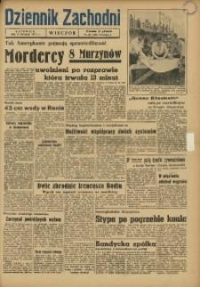 Dziennik Zachodni Wieczór, 1947, [R. 2], nr 261