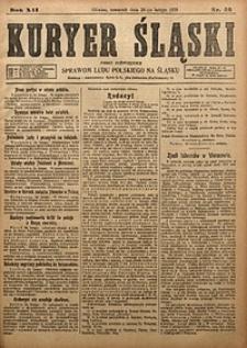 Kuryer Śląski, 1920, R. 12 [właśc. 14], nr46