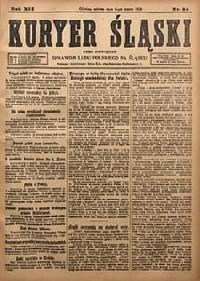 Kuryer Śląski, 1920, R. 12 [właśc. 14], nr54