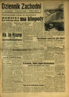 Dziennik Zachodni Wieczór, 1948, [R. 3], nr 58