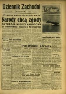 Dziennik Zachodni Wieczór, 1948, [R. 3], nr 70