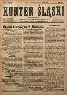 Kuryer Śląski, 1920, R. 12 [właśc. 14], nr64