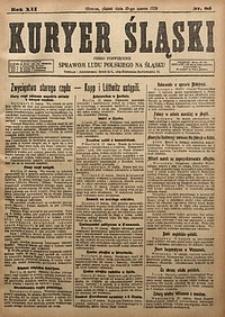 Kuryer Śląski, 1920, R. 12 [właśc. 14], nr65