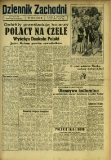 Dziennik Zachodni Wieczór, 1948, [R. 3], nr 148