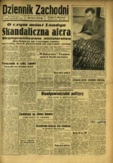 Dziennik Zachodni Wieczór, 1948, [R. 3], nr 234