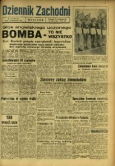 Dziennik Zachodni Wieczór, 1948, [R. 3], nr 242