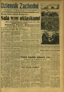 Dziennik Zachodni Wieczór, 1948, [R. 3], nr 294