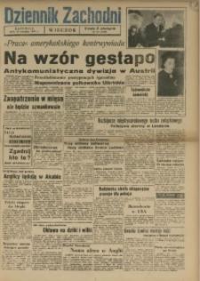 Dziennik Zachodni Wieczór, 1949, [R. 4], Nr 12