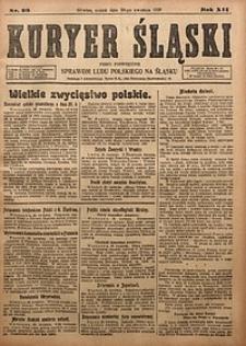 Kuryer Śląski, 1920, R. 12 [właśc. 14], nr98