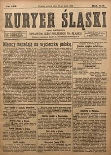 Kuryer Śląski, 1920, R. 12 [właśc. 14], nr109