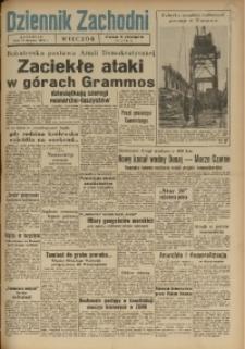 Dziennik Zachodni Wieczór, 1949, [R. 4], Nr 183
