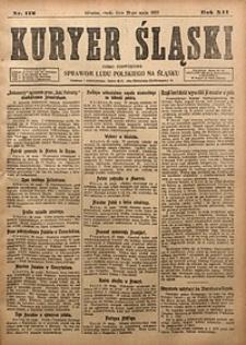 Kuryer Śląski, 1920, R. 12 [właśc. 14], nr112